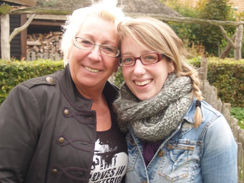 Marianne van de Weijer en kim van zoghel
